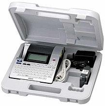 Принтер наклеек BROTHER PT-2700VP (PT2700VPR1) (кейс, адаптер 220, печать на термоусадке, связь с ПК) 6-24мм