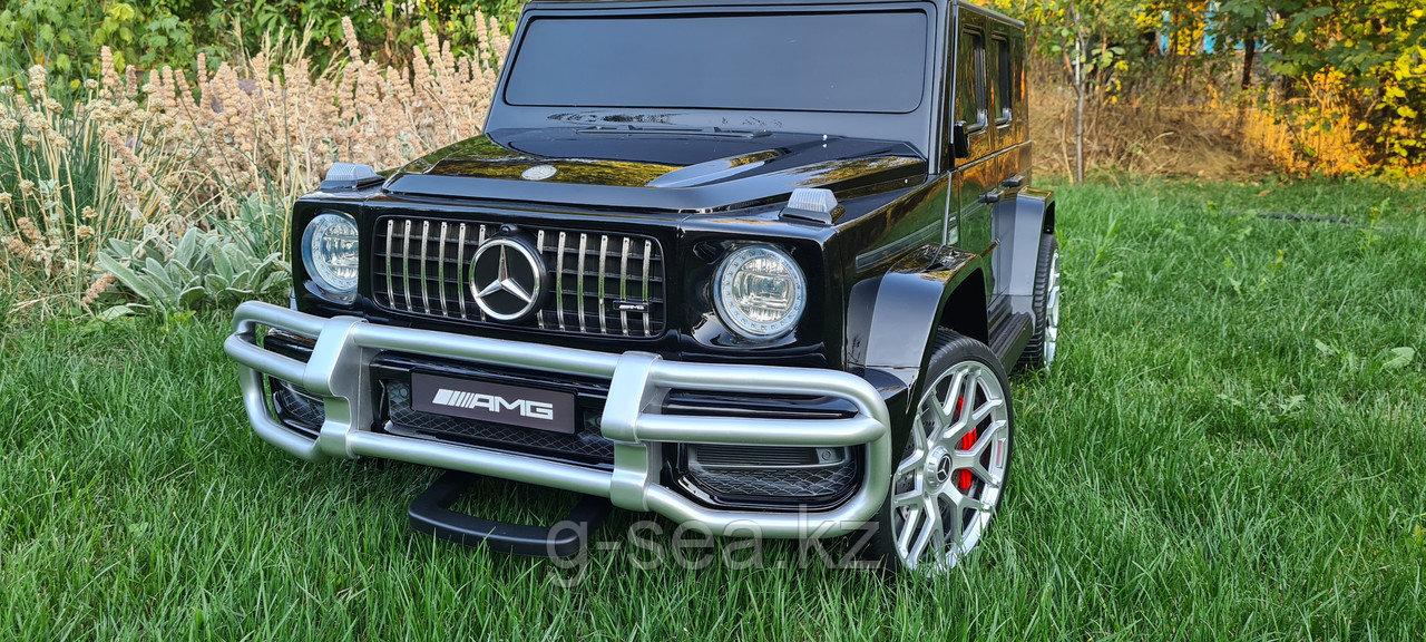 Детский электромобиль Mercedes Benz G63 AMG NEW (Гелен)