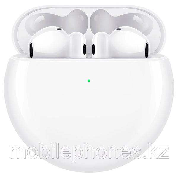 Наушники Huawei FreeBuds 4 Керамический белый