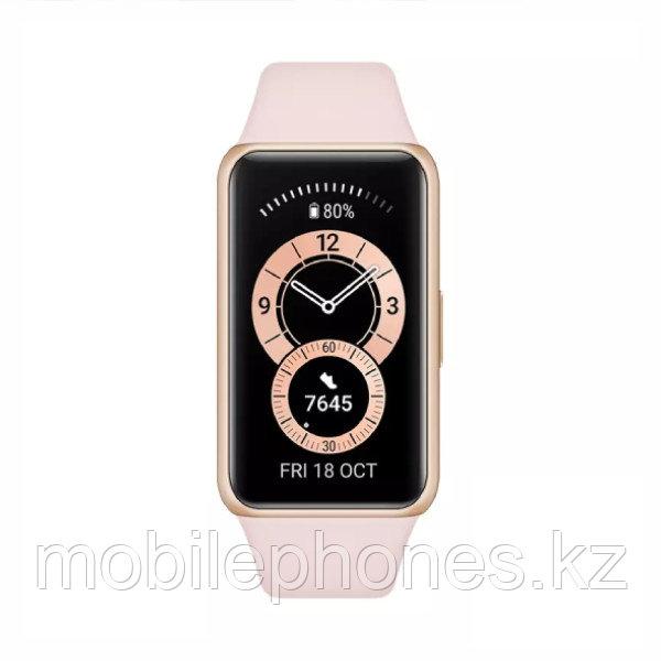 Фитнес браслет Huawei Band 6 Розовая сакура