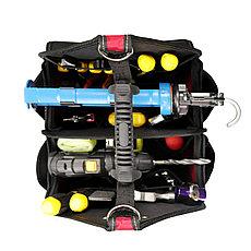 Сумка монтажника, 290х290х490 (21 карманов, плечевой ремень), фото 3