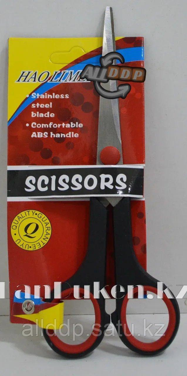 Канцелярские ножницы 17 см