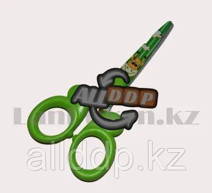 Канцелярские детские ножницы Craft Scissors 13 см Зелёный