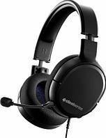 Наушники-гарнитура игровые SteelSeries Arctis 1 (PS5) 61425 черный