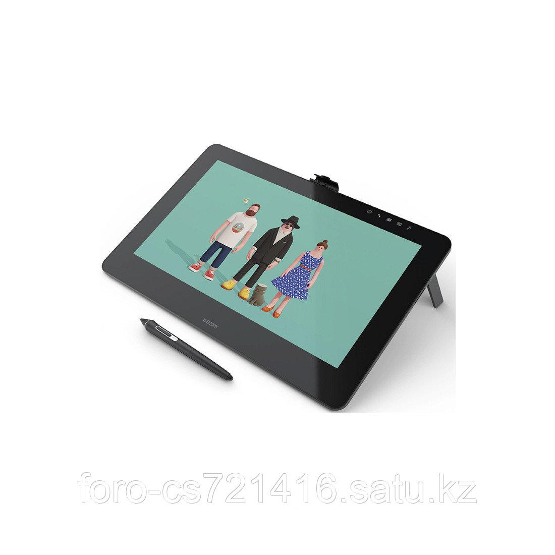 Графический планшет Wacom Cintiq Pro 16 EU/RU (DTH-1620) Чёрный