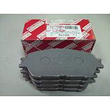 Oригинальные, передние тормозные колодки TOYOTA, LEXUS, фото 2