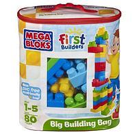 Mega Bloks: Первостроители, 80шт