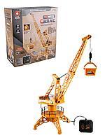 XieMing: Игрушка р/у башенный кран