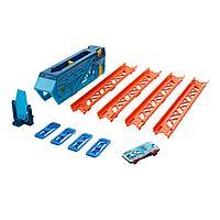 Hot Wheels: Track Builder. Игровой набор Скольжение и Ускорение