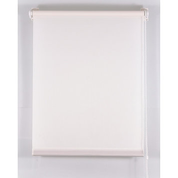 Рулонная штора Магеллан (шторы и фурнитура) «Комфортиссимо», размер 65×160 см, цвет белый