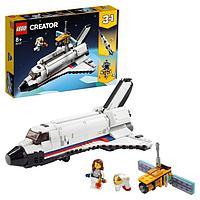 Конструктор Lego Creator 'Приключения на космическом шаттле', 486 элементов