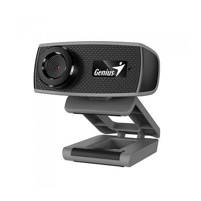 Web-камера Genius FaceCam 1000X V2, 1280x720/30, Черный