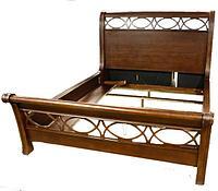 Кровать двуспальная Шейх