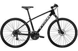 Гибридный велосипед Trek Dual Sport 1. Рассрочка. Kaspi RED.