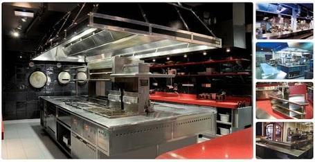 Промышленное кухонное оборудование
