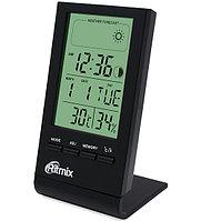 Weather station Ritmix CAT-040, LR1140, black