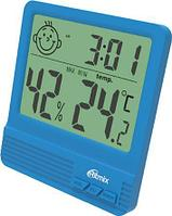 Weather station Ritmix CAT-052, 1AAA, blue
