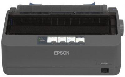 Принтер Epson LX-350, черный