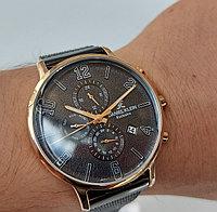 Мужские наручные часы Daniel Klein 12165-6. Миланское плетение. Гарантия. Рассрочка. Kaspi RED.
