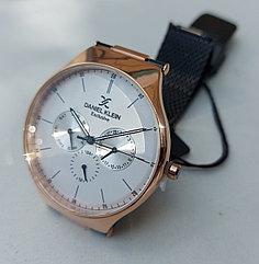 Мужские наручные часы Daniel Klein 11820-5. Миланское плетение. Гарантия. Рассрочка. Kaspi RED.