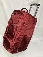 """Дорожная сумка на колесах, среднего размера""""Cantlor"""". Высота 38 см, ширина 59 см, глубина 30 см., фото 1"""