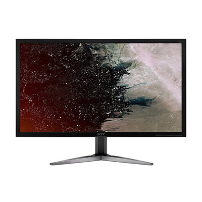 "Монитор 28"" Acer KG281K bmiipx, Black"
