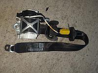 Ремень безопасности Volkswagen Passat B6 3.2 AXZ V6 2007 лев. (б/у)