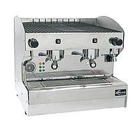 Кофемашина полуавтоматическая с 2 группами ACM Srl Rounder 2 GR Compatta INOX (ACMRD002CSIX), фото 1