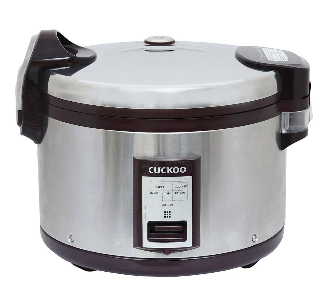 Рисоварка объемом 6,3 л Cuckoo CR3521