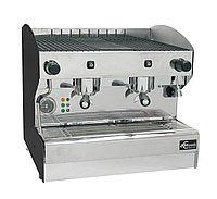 Кофемашина полуавтоматическая с 2 группами ACM Srl Rounder 2 GR Compatta NERO (ACMRD002CSN), фото 1