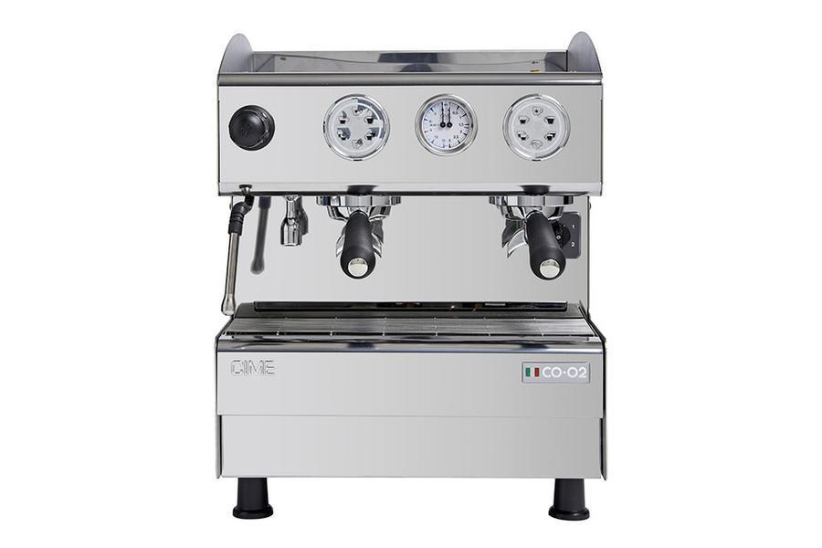 Кофемашина автоматическая заливная с 2 группами CIME CO02 2GR (CO02245791 116C)
