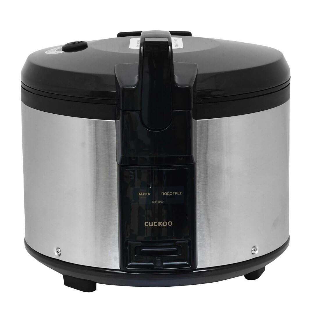 Рисоварка объемом 4,6 л Cuckoo SR4600
