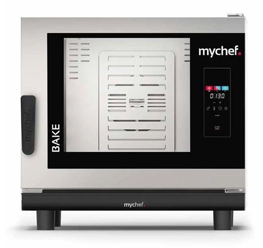 Пароконвектомат электрический Distform MyChef Bake 6 EN (600*400)