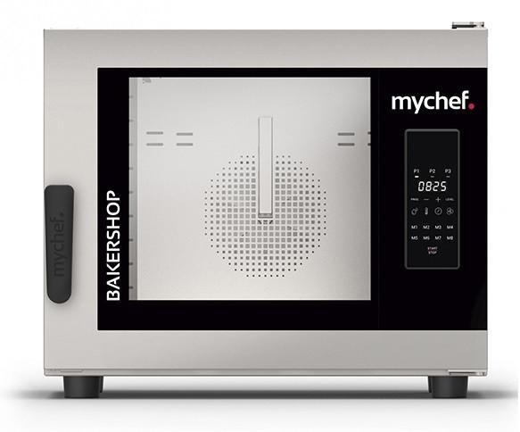 Пароконвектомат электрический Distform MyChef Bakershop 6 EN (600*400)