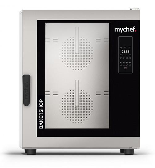 Пароконвектомат электрический Distform MyChef Bakershop 10 EN (600*400)