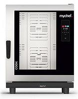 Пароконвектомат электрический Distform Mychef Cook UP 10 GN 1/1 right opening, WiFi