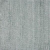 Сетка фасадная затеняющая, 2 × 50 м, плотность 35 г/м², тёмно-зелёная