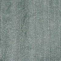 Сетка фасадная затеняющая, 2 × 50 м, плотность 50 г/м², тёмно-зелёная