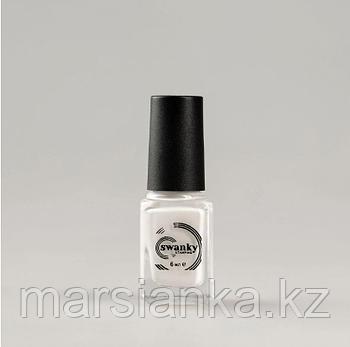 Скиндефендер Swanky Stamping, white, 6 мл.