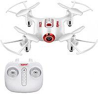 Квадрокоптер с камерой Syma X5uW дрон Радиоуправляемый Wifi