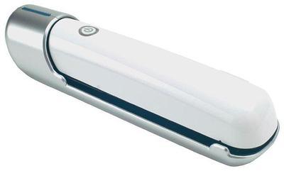 Сканер Mustek iScan Combi S600, серебристый