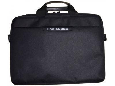 Сумка для ноутбука Portcase KCB-160, черный
