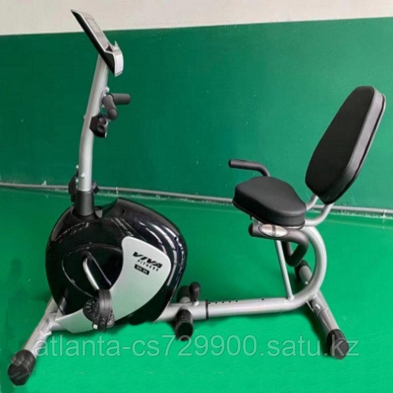 Горизонтальный Велотренажер магнитный R4