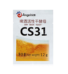Пивные дрожжи Ангел CS31,12 гр