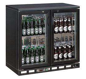 Витрина холодильная барная Koreco KBC 4G