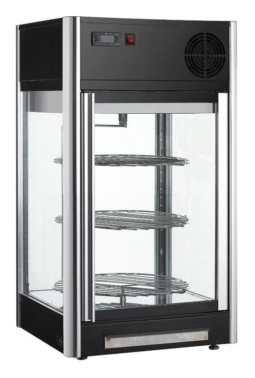 Витрина холодильная ротационная Koreco RTW 108L