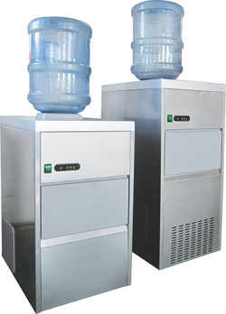 Льдогенератор бутилируемый для пальчикового льда 25 кг/сут Koreco AZ25/6B
