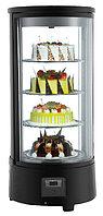 Витрина холодильная ротационная настольная Koreco RTC 72 L