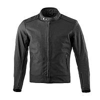 Куртка кожаная мужская CHEASTOR чёрный, XXL