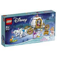 Конструктор LEGO Disney Princess «Королевская карета Золушки»